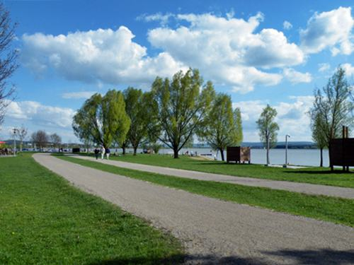 Seezentrum Muhr am See